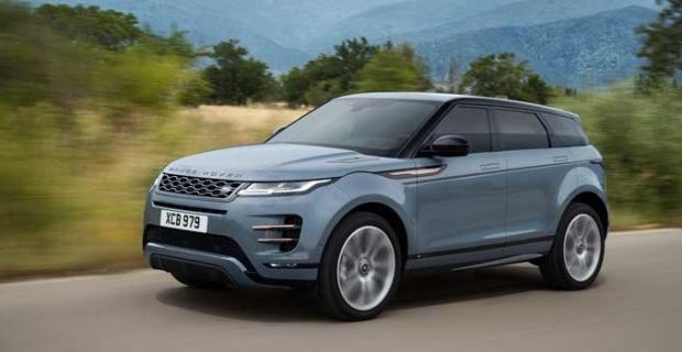 Yeni Range Rover Evoque, 2.0 litre 150 bg ve 2.0 litre 180 bg'lik dizel motor seçenekleriyle satışa sunulacak