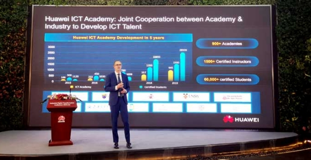 Huawei 2 milyon bilişim uzmanı yetiştirecek
