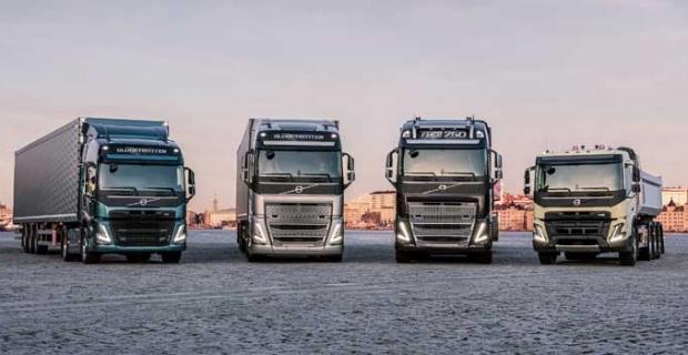 Volvo Trucks, sürücü odaklı yeni nesil ağır ticari araçlarının tanıtımını gerçekleştirdi
