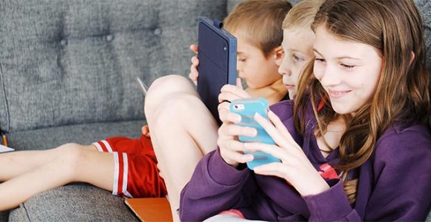 Açık havaya veda eden çocuklar ekran başında zaman geçiriyor