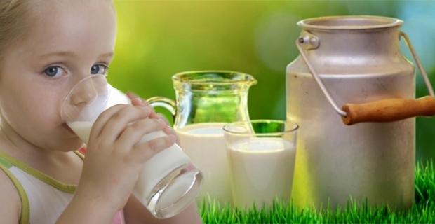 Sahurda süt için, bir bardak süt 5 saat tokluk hissi veriyor!