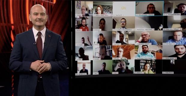 İçişleri Bakanı Soylu: Uluslararası Göç Filmleri Festivali, dünyanın birbirine empatiyle bakmasını sağlayacak