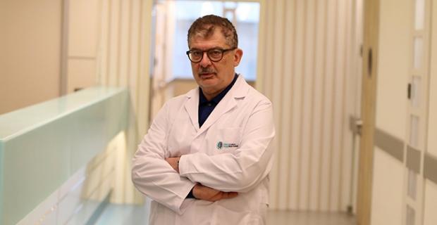 """Prof. Dr. Mehmet Baltalı: """"Pandemi günlerinde kalp sağlığı için 20 dakika egzersiz şart"""""""