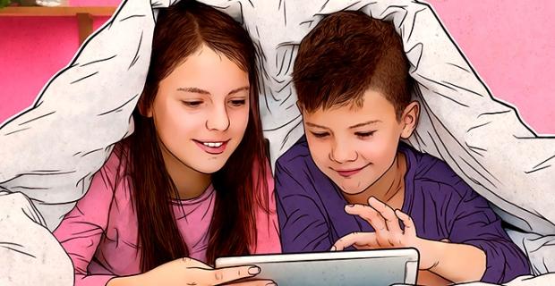 Türkiye'de karantina döneminde çocukların internet kullanımı %250 arttı