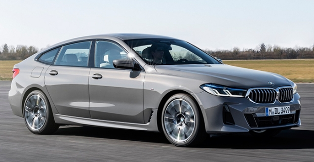Yeni BMW 5 Serisi ile yeni BMW 6 Serisi Gran Turismo'nun dünya prömiyeri gerçekleştirildi