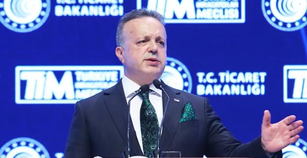 """TİM Başkanı İsmail Gülle: """"İhracatta beklentimiz normalin de ötesi"""""""