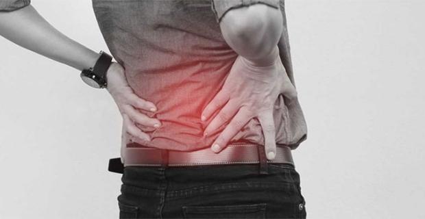Her ağrı bel fıtığı değildir!  Omurlardaki daralma bel kayması sanılabilir