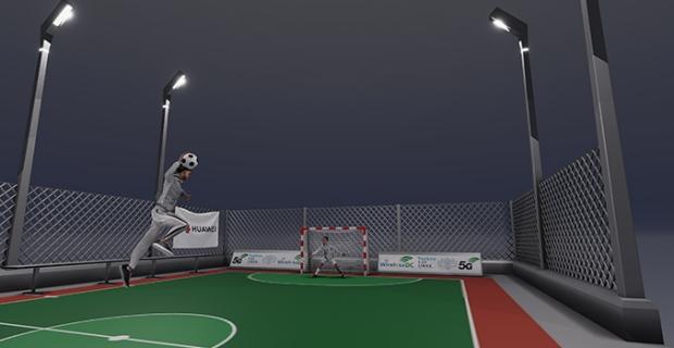 HUAWEI Cloud VR Media Player ve VR Hentbol Oyunu uygulamalarını duyurdu