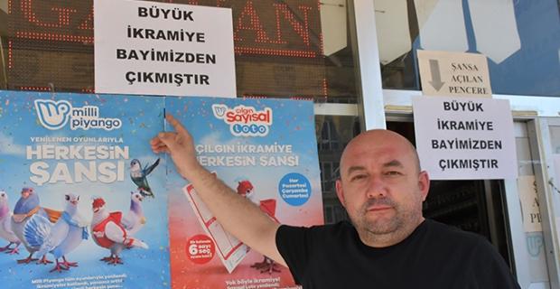 Süper Loto'da 32 milyon TL'lik rekor ikramiye Tekirdağ Muratlı'ya gitti