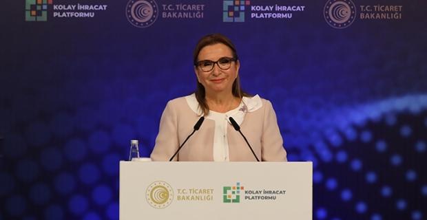 Ticaret Bakanlığından ihracatta dijital devrim: Kolay İhracat Platformu hizmete girdi