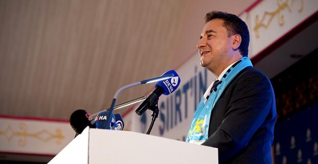 Ali Babacan, Cumhurbaşkanlığı Sistemini eleştirdi, Güçlendirilmiş Parlamenter Sistemi övdü