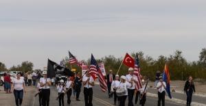 ABD'de 'Hacı Ali Yürüyüşü' yapıldı