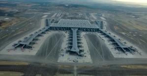 İstanbul Havalimanı'na 8 bin personel kilidi
