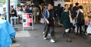 Japonlar yalnız ölmekten korkuyor