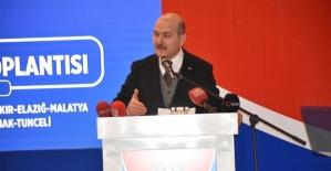 İçişleri Bakanı Süleyman Soylu,...