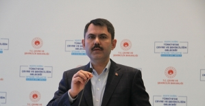 """Çevre ve Şehircilik Bakanı Kurum: """"Plastik poşet kullanımı yüzde 65 azaldı"""""""