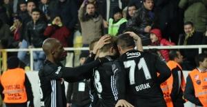 Beşiktaş'ta yüzler gülüyor