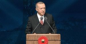 Cumhurbaşkanı Erdoğan'dan 'yaşlanıyoruz' uyarısı