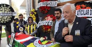 Eski milli futbolcu Abdullah Çevrim toprağa verildi