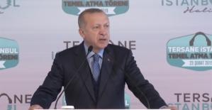 """Cumhurbaşkanı Erdoğan: """"Kaçak yapılaşmalar bizi tehdit ediyor"""""""