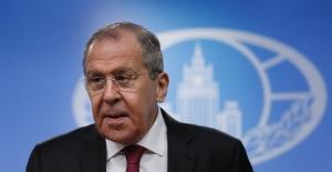 Lavrov: ABD'nin amacı Suriye'yi bölmek