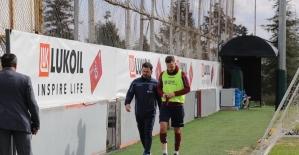 Trabzonspor'da Novak sevinci
