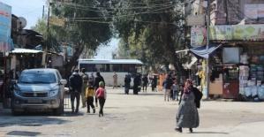 Afrin'de hayat normale döndü