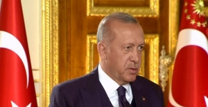 "Cumhurbaşkanı Erdoğan: ""CHP bütün umudunu HDP'ye bağlamış"""