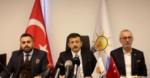 """""""CHP listelerinde terörle ilişkili olan kişiler var"""""""
