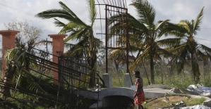 Mozambik'te ölü sayısı 417'ye yükseldi