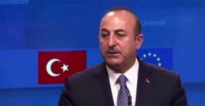 Trump'ın skandal açıklamasına ilk tepki Çavuşoğlu'ndan geldi