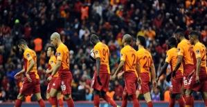 Galatasaray, evindeki...
