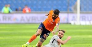 Spor Toto Süper Lig: M.Başakşehir: 1 - Çaykur Rizespor: 1 (Maç sonucu)