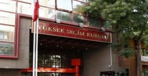 YSK, AK Parti ve MHP'nin olağanüstü itirazlarını ele alacak