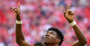 Bayern Münih'ten...