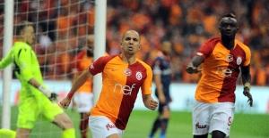 Galatasaray'ın başarısı...