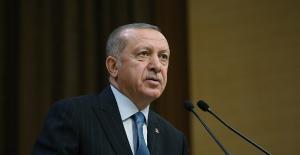 """Cumhurbaşkanı Erdoğan: """"Her türlü desteği vereceğiz"""""""