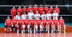 Milliler CEV Avrupa Altın Ligi'nde sahne alıyor