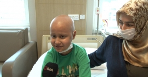 11 yaşındaki lösemi hastası Eren...