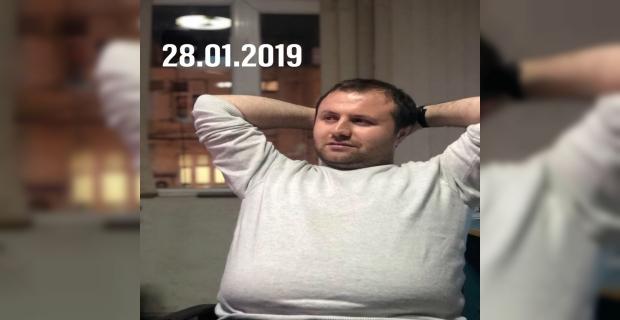 Arkadaşı dalga geçti: 4 ayda 33 kilo verdi