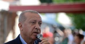 """Cumhurbaşkanı Erdoğan: """"Benim şuanda bunun normal bir ölüm olduğuna inancım yok"""""""