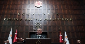 Cumhurbaşkanı Erdoğan'dan Fransa'ya ayar
