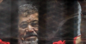Mursi'nin ailesinden Cumhurbaşkanı Erdoğan'a teşekkür