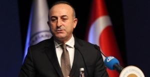 """Bakan Çavuşoğlu: """"Tersine adım atılırsa varlığımızı daha da artırırız"""""""