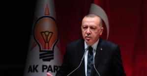 """Cumhurbaşkanı Erdoğan: """"Şuana kadar 109 terörist öldürüldü"""""""
