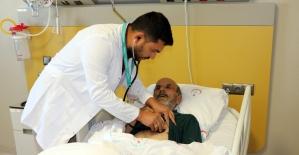 Kalbi duran hasta, 1 saatlik kalp masajıyla hayata döndü