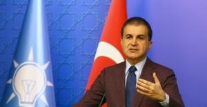 """AK Parti Sözcüsü Çelik: """"Cumhurbaşkanımızdan özür dilemelidir"""""""