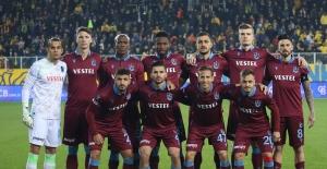 Trabzonspor Avrupa'da...