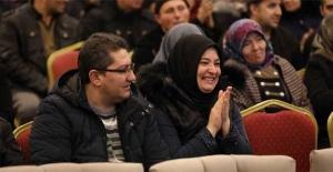 Kütahya'nın Emet ilçesinde 179 TOKİ konutunun hak sahipleri kura ile belirlendi