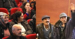 Mersin Gülnar'da 198 vatandaşın TOKİ konutları kura sevinci gözlerine yansıdı